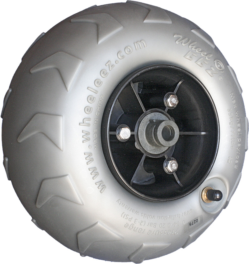 Beach Wheels Pvc From Wheeleez Inc